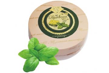 Сыр Прованс с ароматом базилика