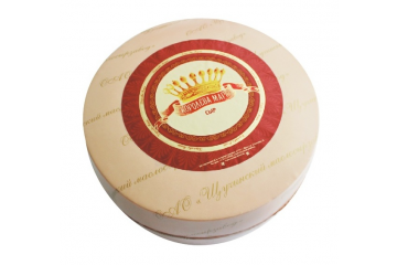 Сыр Королева Марго с ароматом топленого молока