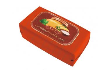 Сыр Сливочный особый Люкс брусок