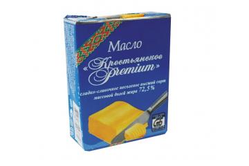 Масло сливочное Крестьянское Premium