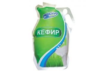 Кефир 3.6 - 4.5%, кувшин