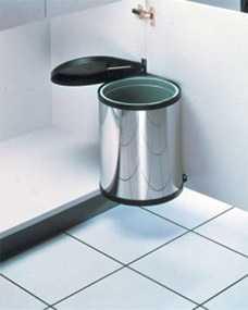 Контейнер для отходов из нержавеющей стали Compact Box 15
