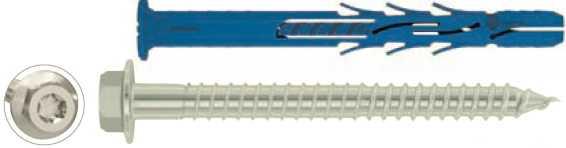 Рамный - фасадный дюбель (R-FF)