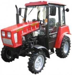 Трактор Беларус-320.4 (Lombardini, 36л.с.) 4x4