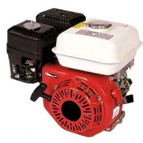 Двигатель бензиновый 168F (6,5л.с.)