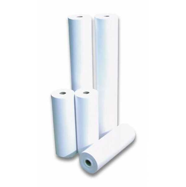 Бумага в рулонах для принтеров 55-60 г/м2