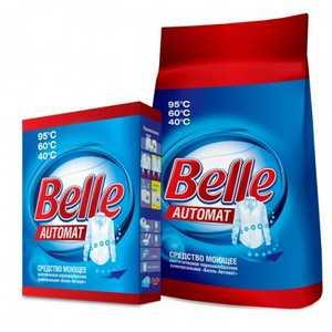 Стиральный порошок Belle Automat Белль Для машинной стирки 3 кг