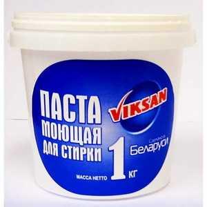 Моющая паста для стирки Виксан 1 кг