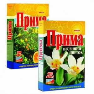 Стиральный порошок Виксан Прима Весенний цветок - 400 г - Универсальный