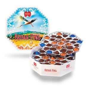 Набор конфет Белая Русь 635 гр