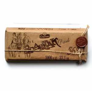 Шоколад Спартак горький 56% 500 гр