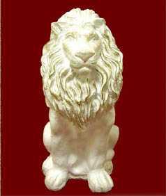 Скульптура Лев Л070