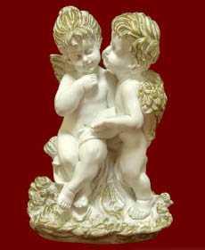 Скульптура Ангелы пара Л073