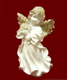 Скульптура Ангел Ангелина Л036