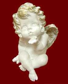 Скульптура Ангельский поцелуй Л031