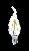 Лампа светодиодная LED-СВЕЧА НА ВЕТРУ-PREMIUM 5Вт Е14 ASD