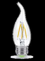 Лампа светодиодная LED-СВЕЧА НА ВЕТРУ-PREMIUM 5Вт Е27 ASD