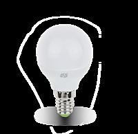 Лампа светодиодная LED-ШАР-standard 5Вт Е14 ASD