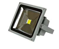 Прожектор светодиодный СДО-2Д-20 20Вт с датчиком движения ASD