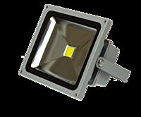 Прожектор светодиодный СДО-2Д-30 30Вт с датчиком движения ASD