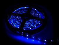 Лента светодиодная LS 35B-60/65 60LED 4.8Вт/м 12В IP65 синяя ASD