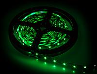 Лента светодиодная LS 35G-60/33 60LED 4.8Вт/м 12В IP33 зеленая ASD
