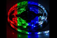 Лента светодиодная LS 50RGB-30/65 30LED 7.2Вт/м 12В IP65 мультиколор ASD