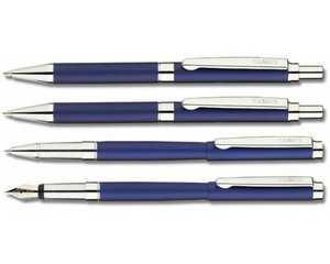 Ручка Гдов с синей матовой окраской