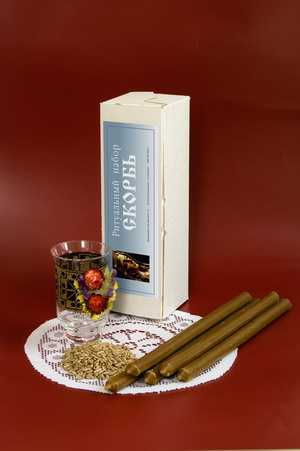 Ритуальный набор Скорбь