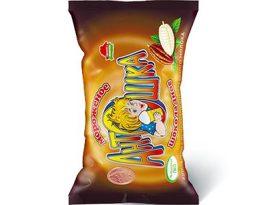 Мороженое Антошка шоколадное