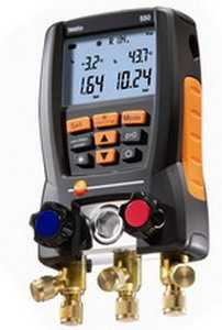 Цифровой манометрический коллектор testo 550-1