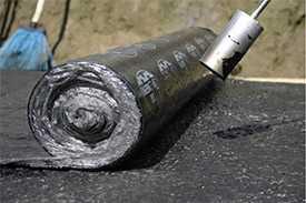 Кровельный нефтяной битум БНК 45/190