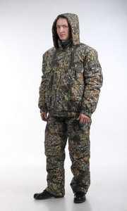 Куртка мужская для защиты от пониженных температур модель 59