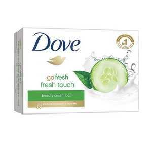 Крем-мыло Dove Прикосновение свежести 135 г