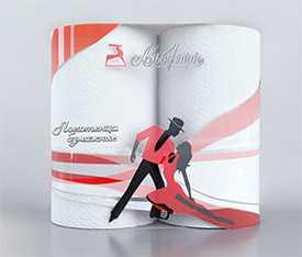 Полотенца бумажные белые однослойные арт. 9С19705 - ОАО Альбертин (Беларусь)