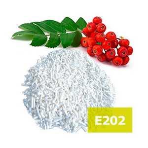 Калия сорбат (E202) - ЭКОХИММАШ