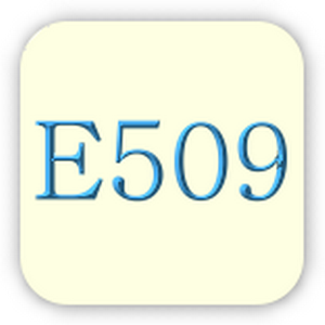 Кальций хлористый (Е509) - ЭКОХИММАШ