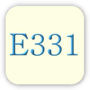 Натрия цитрат (Е331) - ЭКОХИММАШ (Россия)