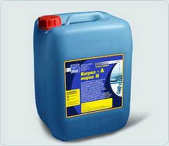 Щелочное моющее средство Катрил-А (жидкость) - ЭКОХИММАШ