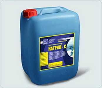 Щелочное моющее средство Катрил-С (жидкость) - ЭКОХИММАШ