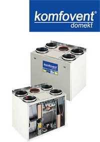 Вентиляционные вертикальные устройства DOMEKT REGO 400