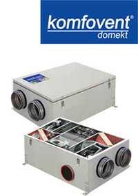 Вентиляционные вертикальные устройства DOMEKT REGO 250