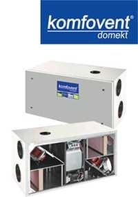 Вентиляционные горизотальное устройство DOMEKT REGO 600