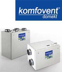 Роторные вентиляционные установки KOMPAKT REGO 700