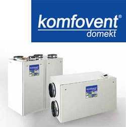 Роторные вентиляционные установки KOMPAKT REGO 1200