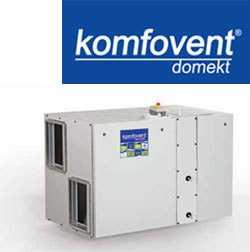 Роторные вентиляционные установки KOMPAKT KOMPAKT REGO 1600