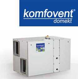 Роторные вентиляционные установки KOMPAKT REGO 2500