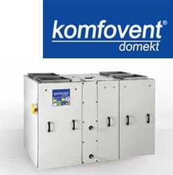 Роторные вентиляционные установки KOMPAKT REGO 3000