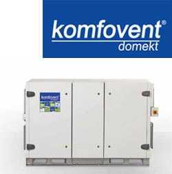 Роторные вентиляционные установки KOMPAKT REGO 7000