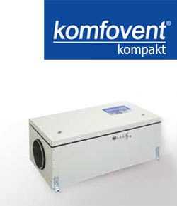 Подпотолочные приточные установки KOMFOVENT KOMPAKT OTK 700